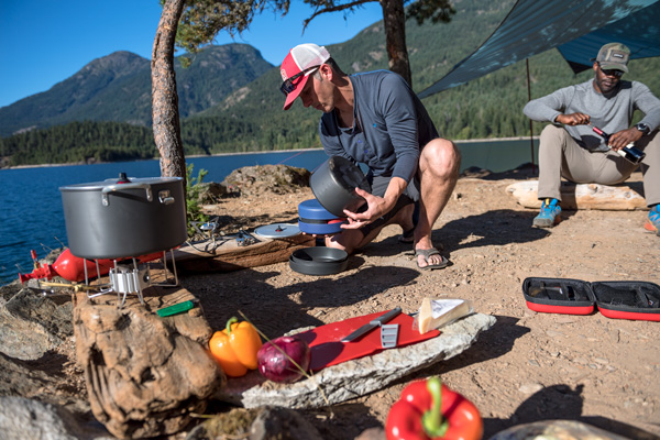 Best-Gear-for-Group-Camping-MSR-Flex-4-Cook-Set